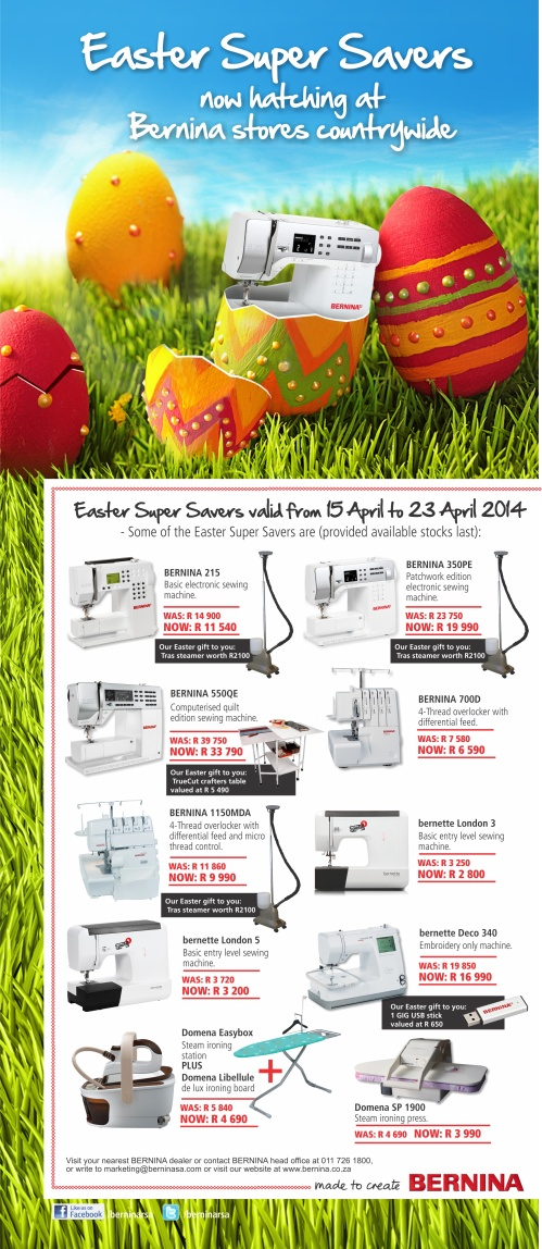 2014 easter promo