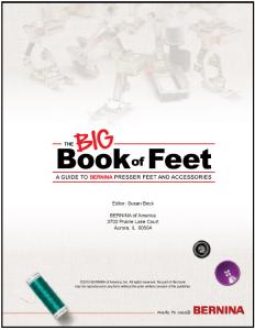 BIG BOOK FEET 1
