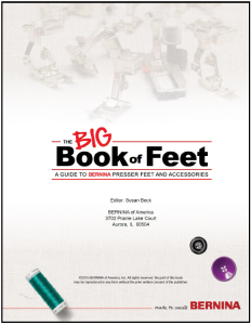 BIG BOOK FEET 1